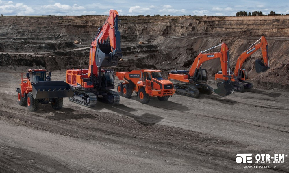 Doosan machines